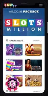 Slots Million Casino Mobile