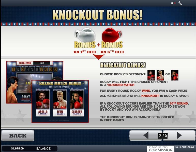 Free Slot Machine Rocky