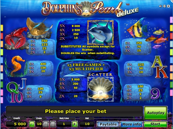 Dolphins Pearl 1