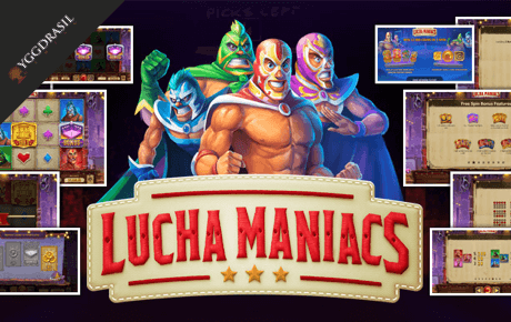 Lucha Maniacs Yggdrasil Gaming