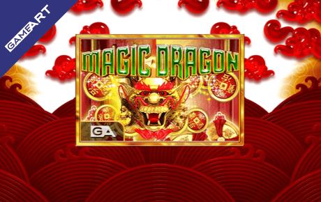 Magic Dragon Gameart