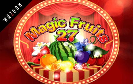 Magic Fruits 27 Wazdan