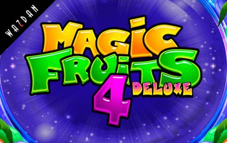 Magic Fruits 4 Deluxe Wazdan