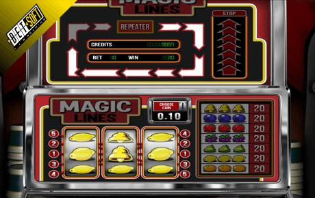 Magic Lines Betsoft