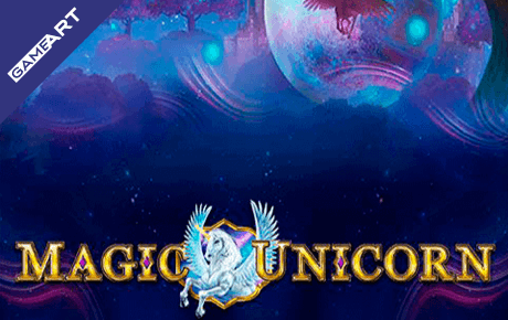 Magic Unicorn Gameart
