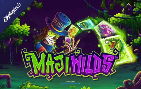 Maji Wilds Playtech