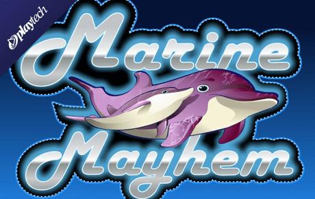 Marine Mayhem Mini Playtech