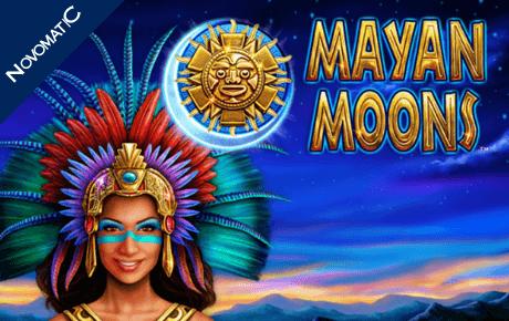 Mayan Moons Novomatic