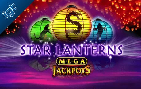 Mega Jackpots Star Lanterns Igt