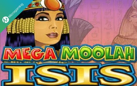 Mega Moolah Isis Slot Microgaming