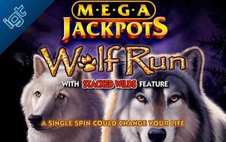 Megajackpots Wolf Run Igt