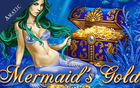 Mermaids Gold Amatic Industries