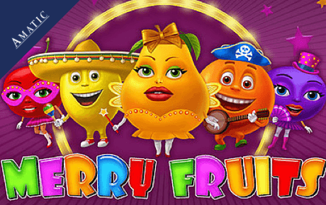 Merry Fruits Amatic Industries