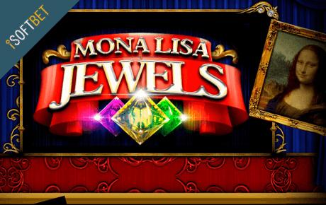 Mona Lisa Jewels Isoftbet