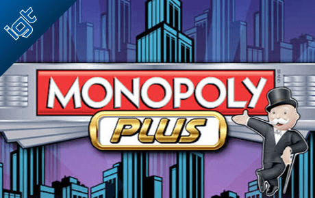 Monopoly Plus Slot Igt Wagerworks