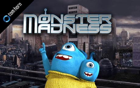 Monster Madness Tom Horn Gaming