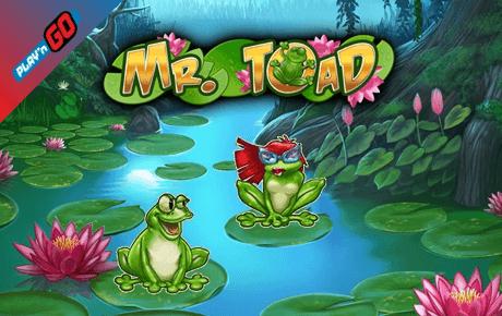 Mr Toad Playn Go