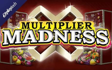 Multiplier Madness Playtech