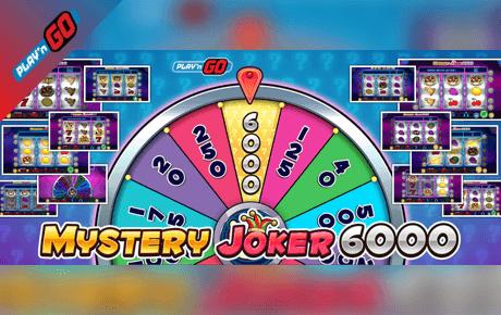 Mystery Joker 6000 Playn Go