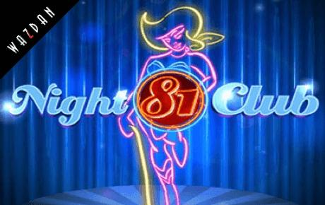 Night Club 81 Wazdan