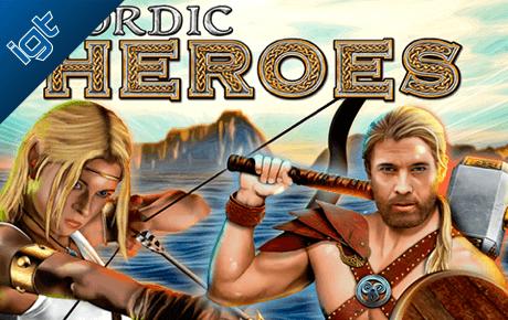 Nordic Heroes Igt Wagerworks