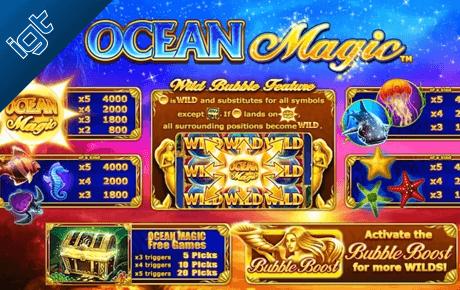 Ocean Magic Igt