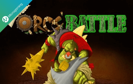 Orcs Battle Microgaming