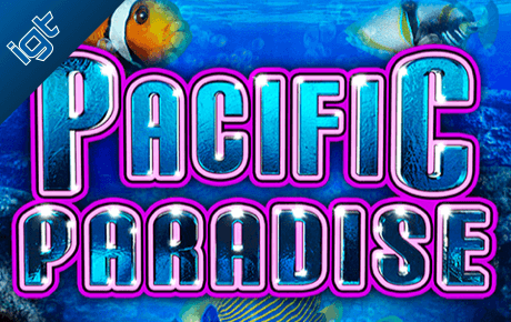 Pacific Paradise Igt Wagerworks