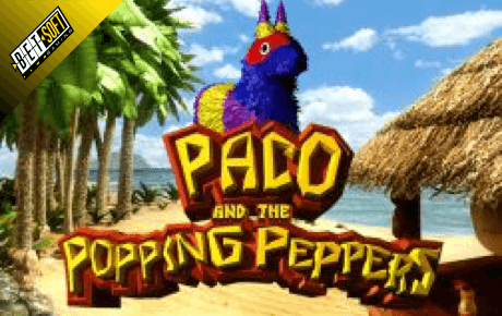 Paco And The Popping Peppers Slot Betsoft