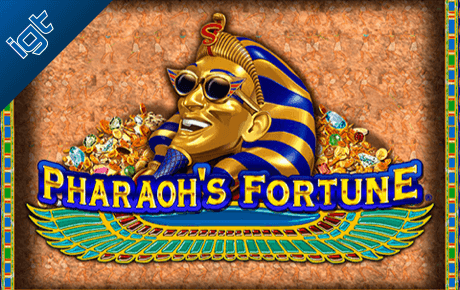Pharaohs Fortune Igt Wagerworks