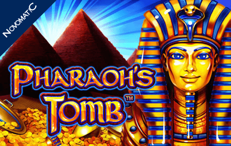 Pharaohs Tomb Novomatic