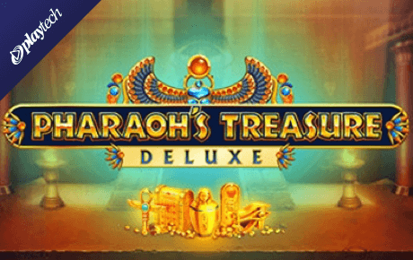 Pharaohs Treasure Deluxe Playtech