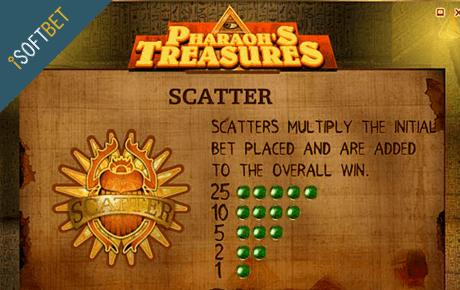 Pharaohs Treasure Isoftbet