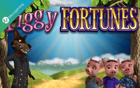 Piggy Fortunes Microgaming