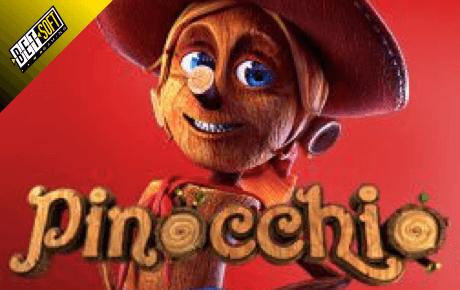Pinocchio Slot Betsoft