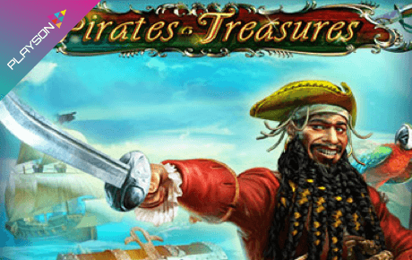 Pirates Treasures Deluxe Playson