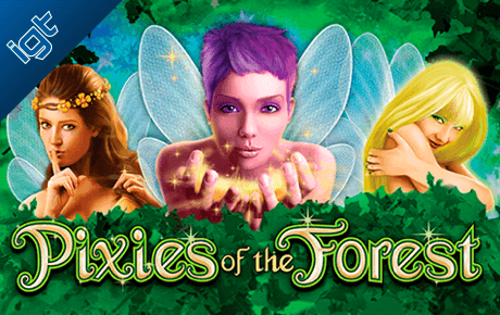 Pixies Of The Forest Igt Wagerworks