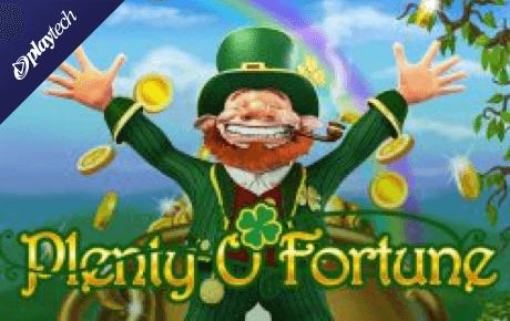 Plenty O Fortune Playtech