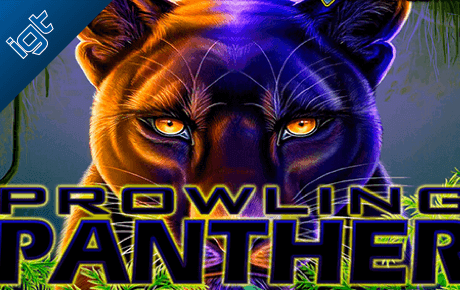 Prowling Panther Igt Wagerworks