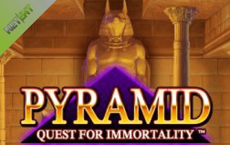 Pyramid_ Quest For Immortality Slot Netent