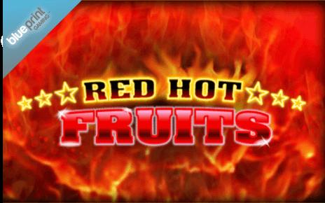 Red Hot Fruits Blueprint Gaming
