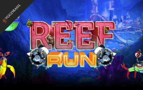 Reef Run Slot Yggdrasil Gaming