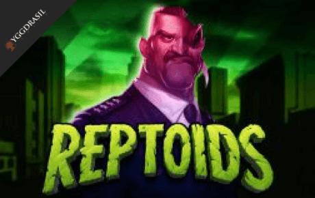 Reptoids Slot Yggdrasil Gaming