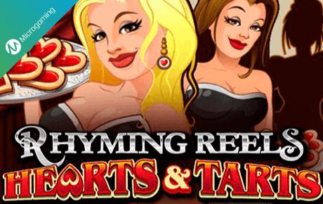 Rhyming Reels Hearts Tarts Microgaming