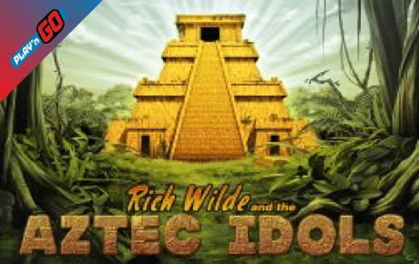 Rich Wilde And The Aztec Idols Playn Go