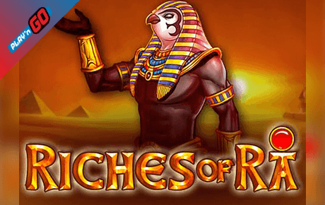 Riches Of Ra Slot Playn Go