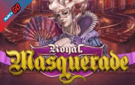 Royal Masquerade Slot Playn Go