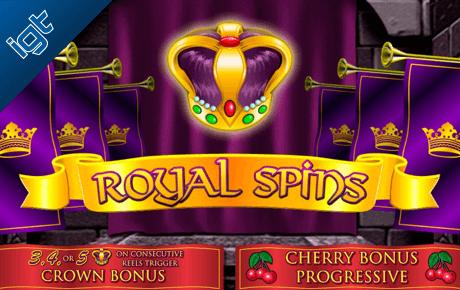 Royal Spins Igt