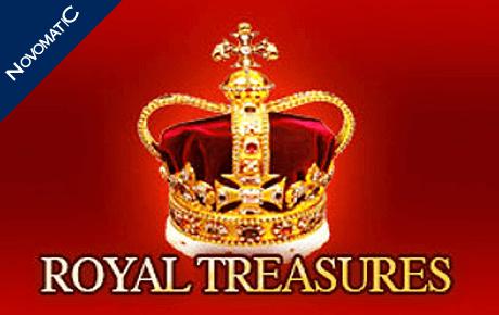Royal Treasures Novomatic