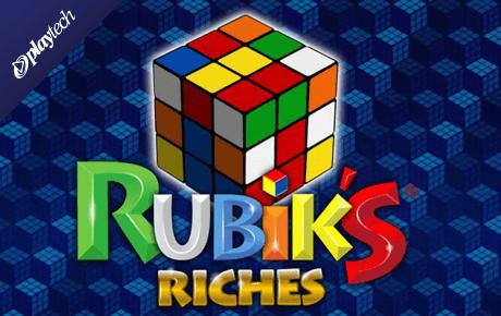 Rubiks Riches Playtech